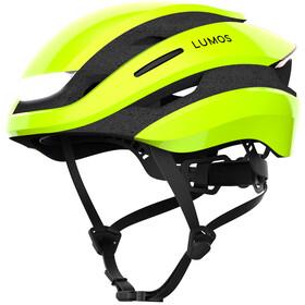 Lumos Ultra MIPS Helmet, amarillo